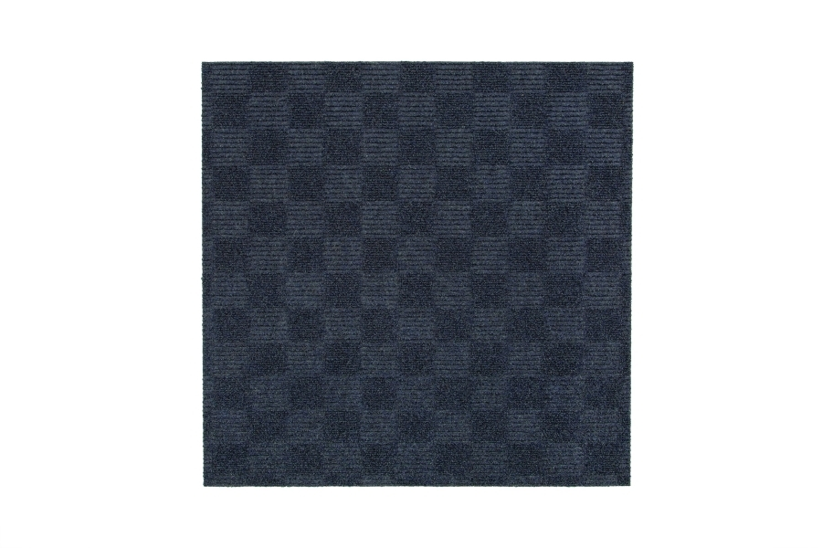 Checkered Carpet Tile - Seconds