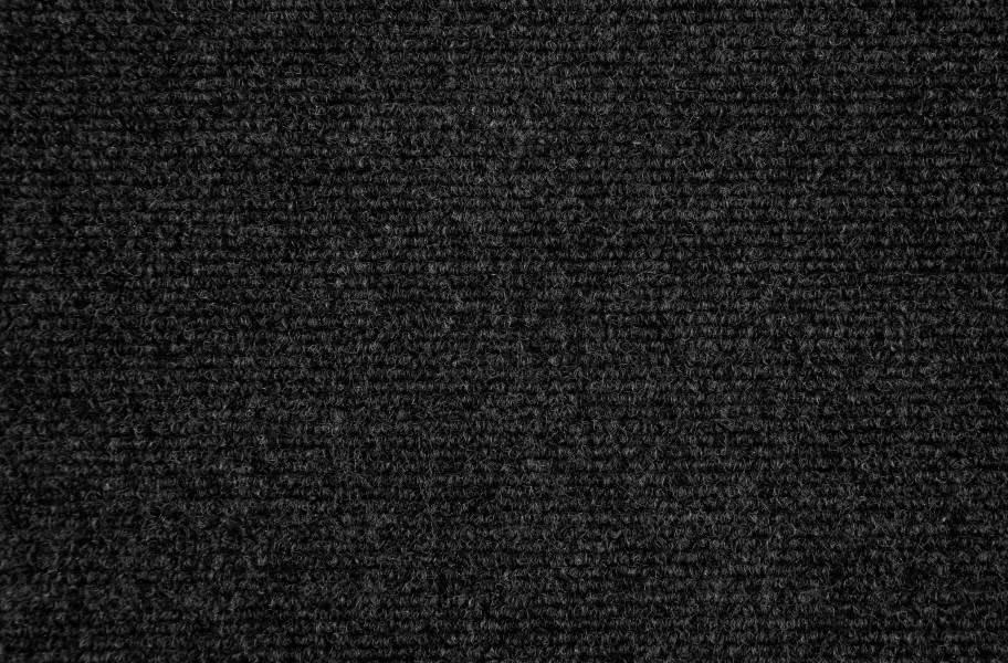 Borderline Carpet Tile - Seconds - Black Ice