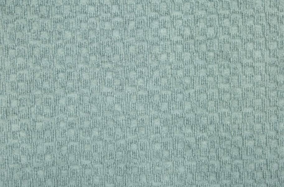 Melrose carpet tile - Seconds - Frozen
