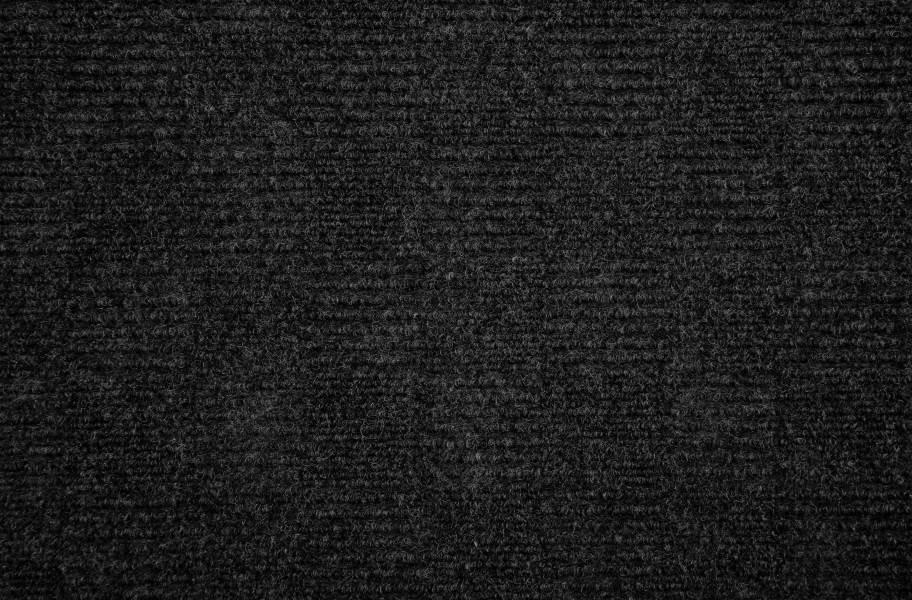 Checkered Carpet Tile - Seconds - Black Ice