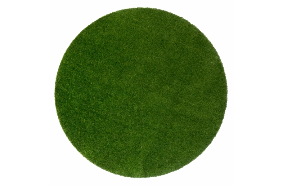 Greenspace Artificial Grass Rugs - Round