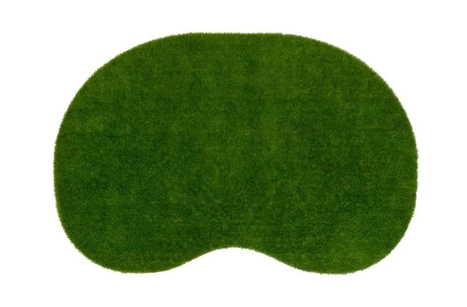 Greenspace Artificial Grass Rugs - Jellybean