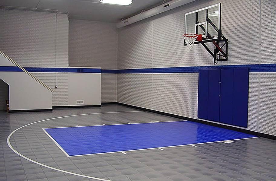 Indoor Sport Tile - Remnants