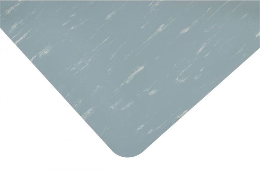 Marble Sof-Tyle Anti-Fatigue Mat - Blue