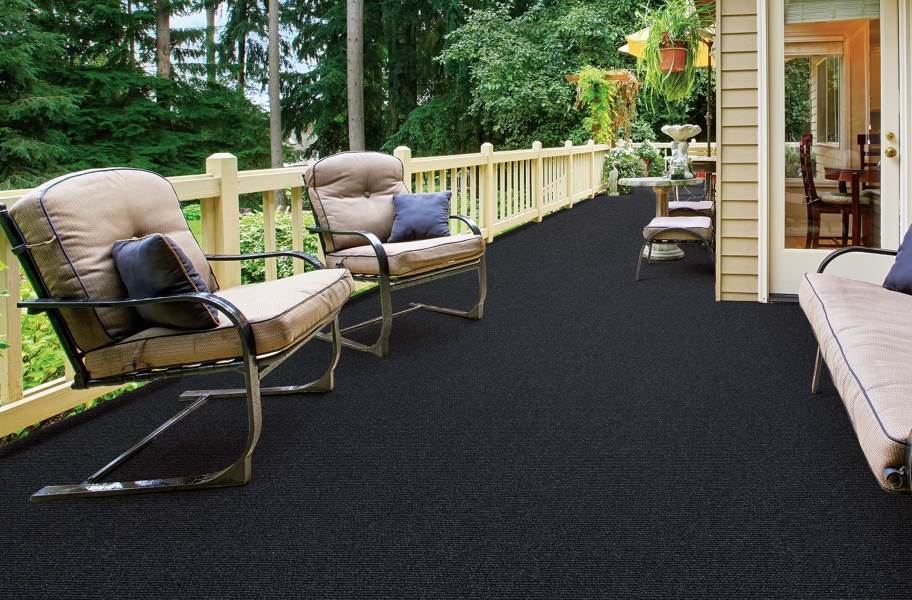 Oceanside Outdoor Carpet - Navy