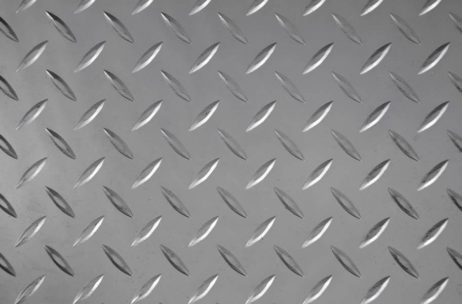 Diamond Nitro Garage Floor Mats - Graphite