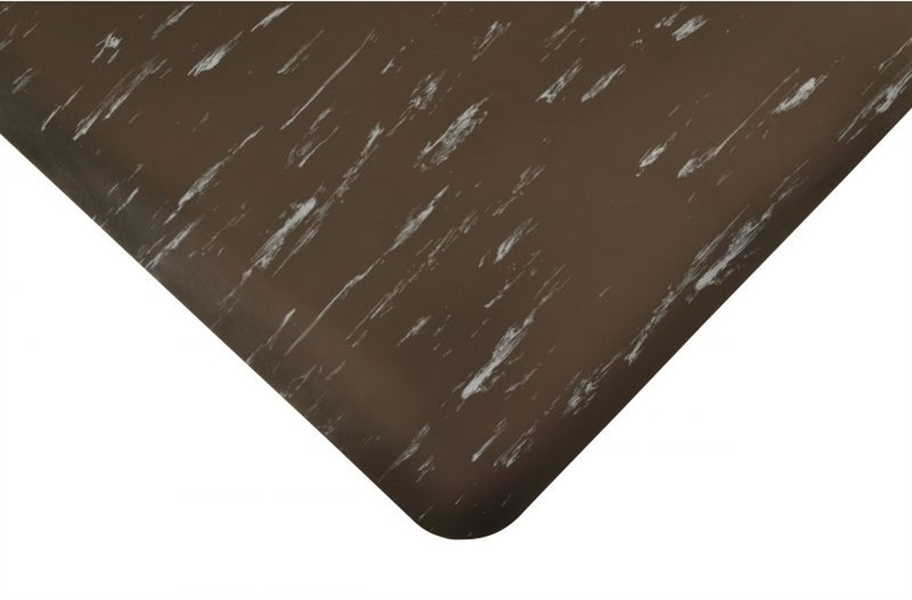 Marble Sof-Tyle Grande Anti-Fatigue Mat - Black