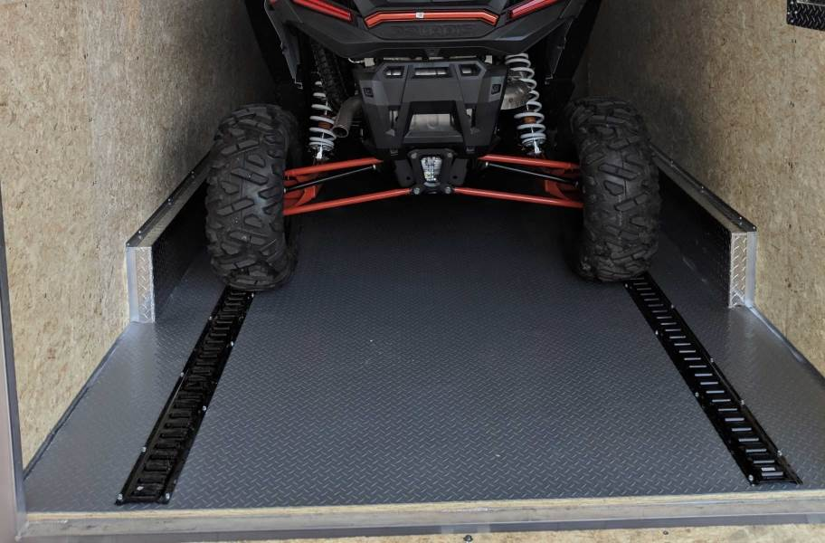 Diamond Nitro Garage Floor Mats
