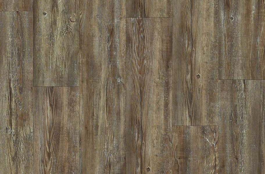 Shaw Impact Plus Rigid Core - Tattered Barnboard