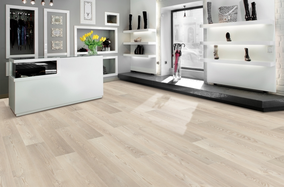 "COREtec Pro Plus XL Enhanced 9"" Rigid Core Planks - Dublin Pine"