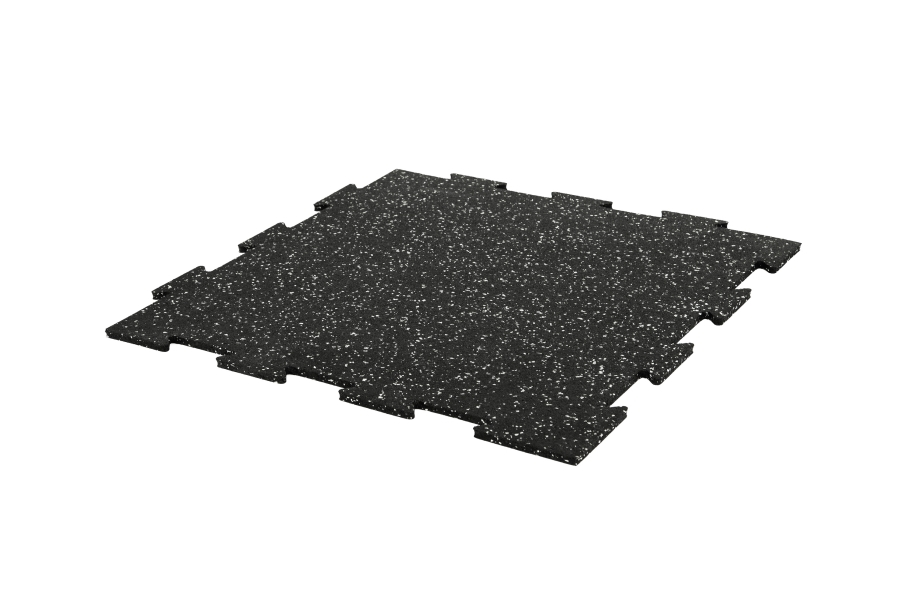 "1/2"" Sure Fit Rubber Tiles"