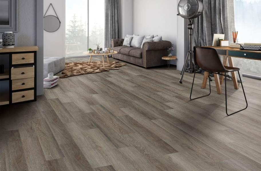 "COREtec Pro Plus HD 7"" Rigidcore Planks - Trestle Pine"
