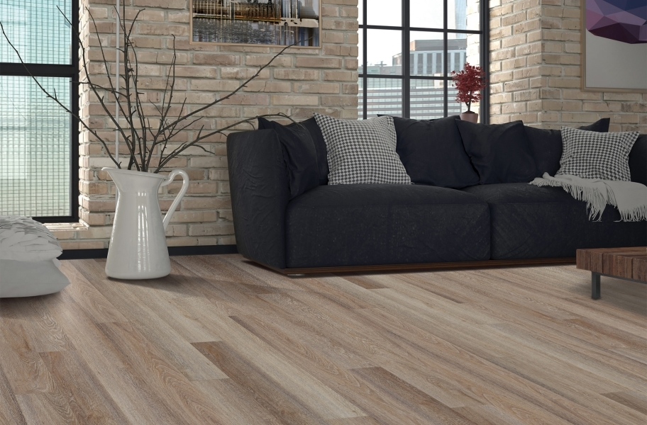 "COREtec Pro Plus HD 7"" Rigidcore Planks - Bailey Oak"