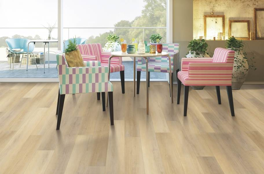 "COREtec Pro Plus HD 9"" Rigid Core Vinyl Planks - Manor Oak"