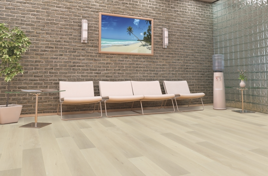 "COREtec Pro Plus HD 9"" Rigid Core Vinyl Planks - Cheshire Elm"