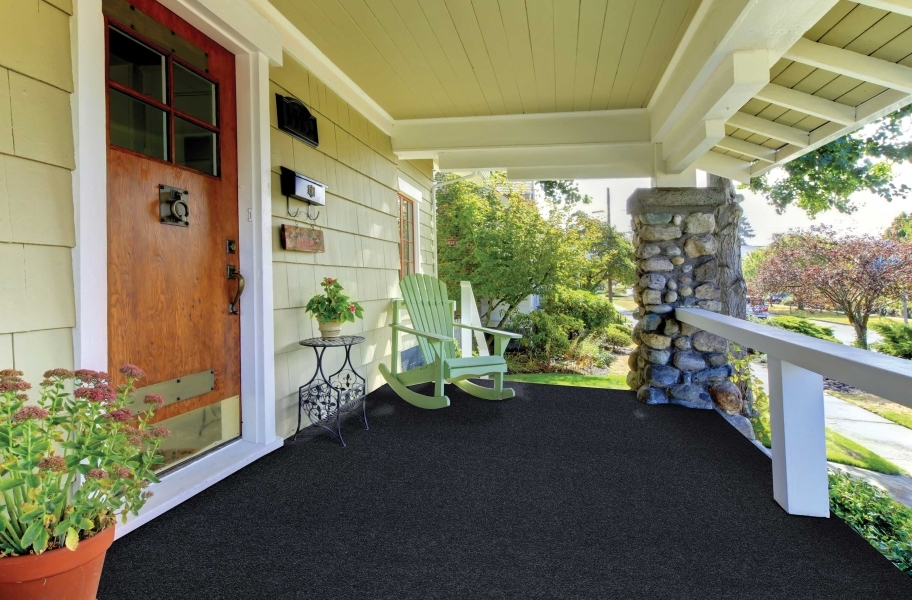 Lakeshore Indoor Outdoor Carpet - Navy