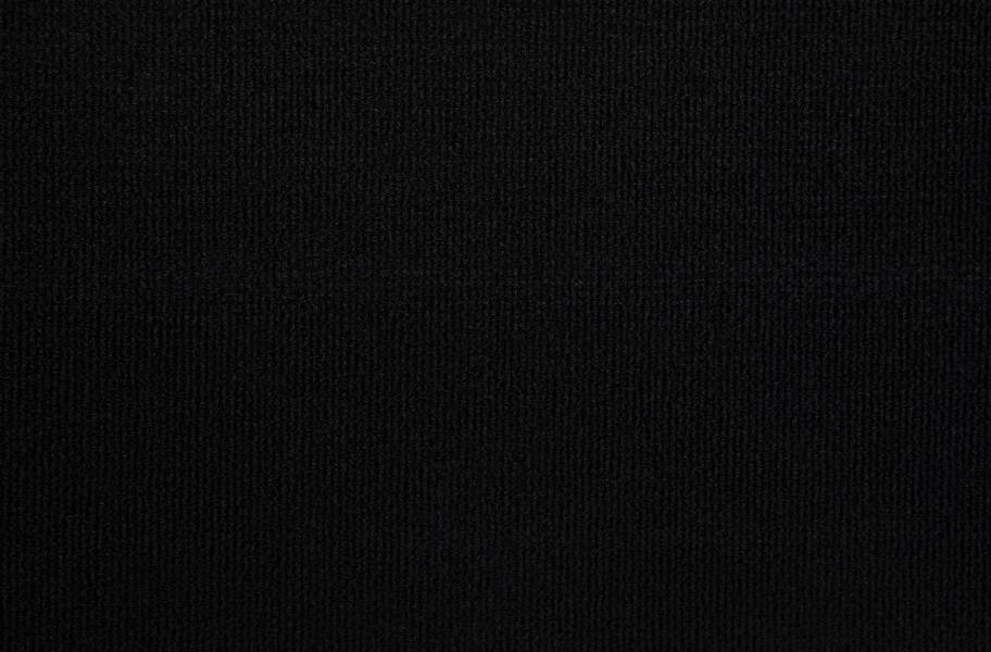 Oceanside Indoor Outdoor Carpet - Solid Black