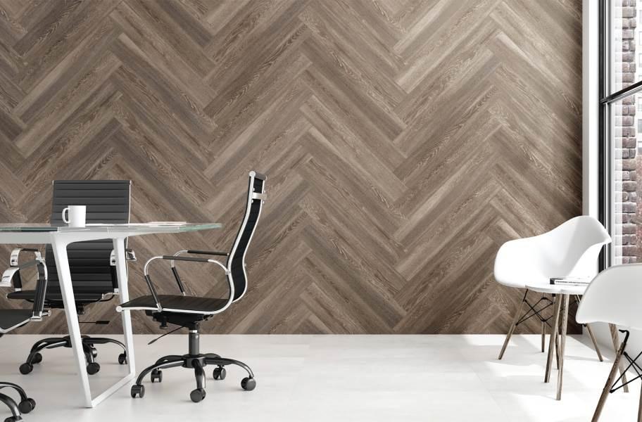 WallGrip Peel & Stick Vinyl Wall Tiles - Moonlight Ridge