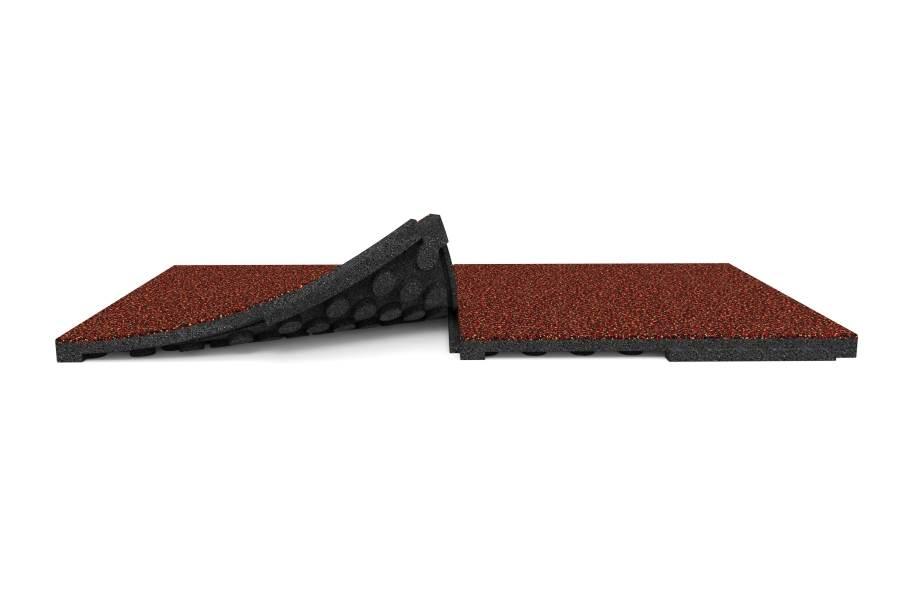 Rebound Rubber Tiles