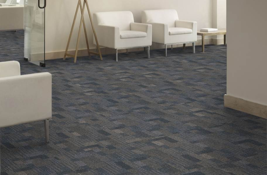 Mohawk Cityscope Carpet Tile - River Landing