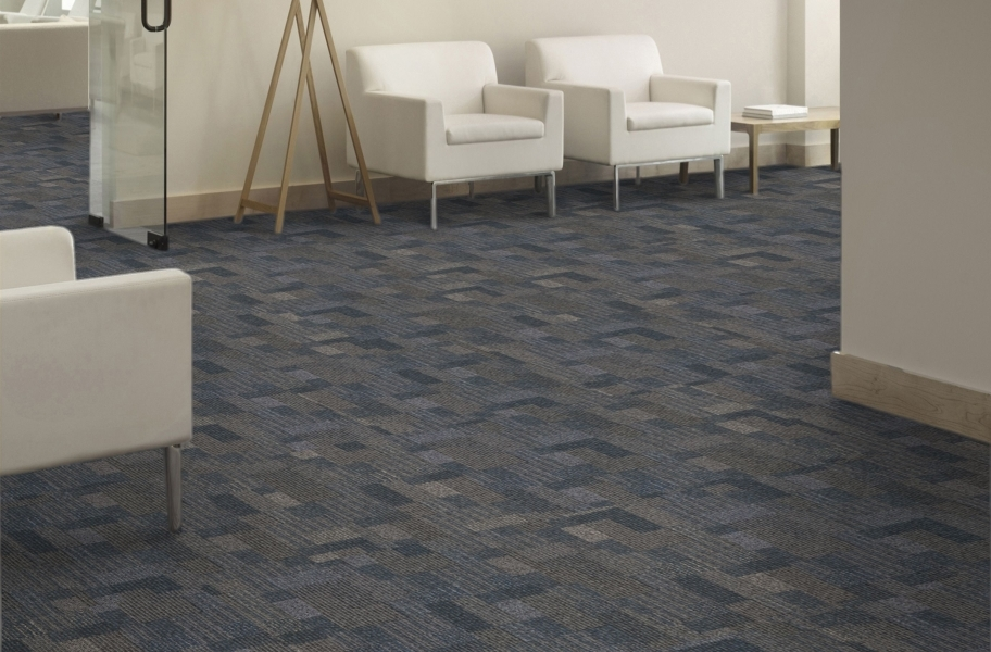 Cityscope Carpet Tile - River Landing