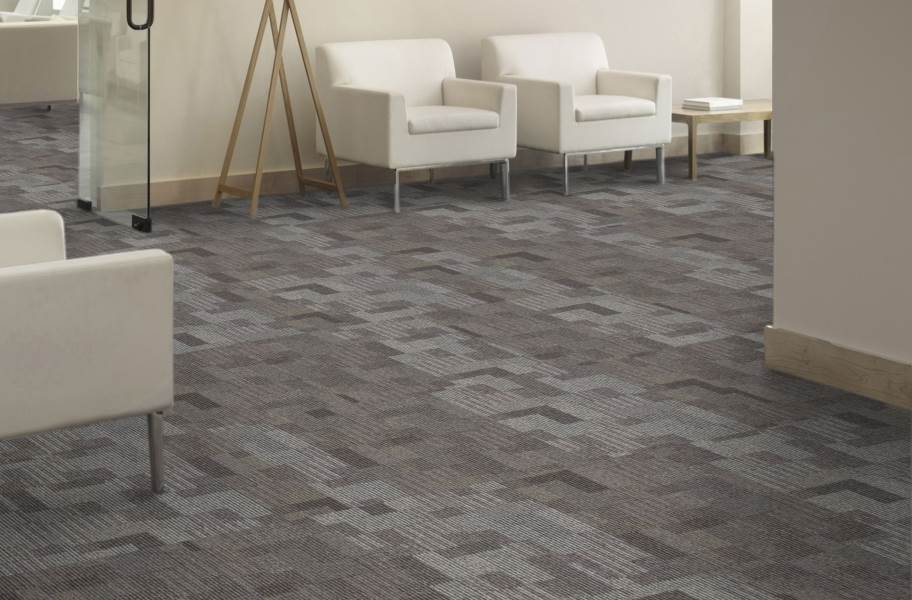 Mohawk Cityscope Carpet Tile - Town Square