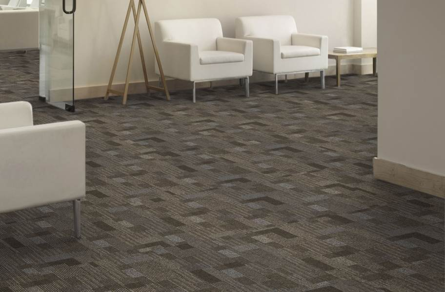 Mohawk Cityscope Carpet Tile - Civitan Trail