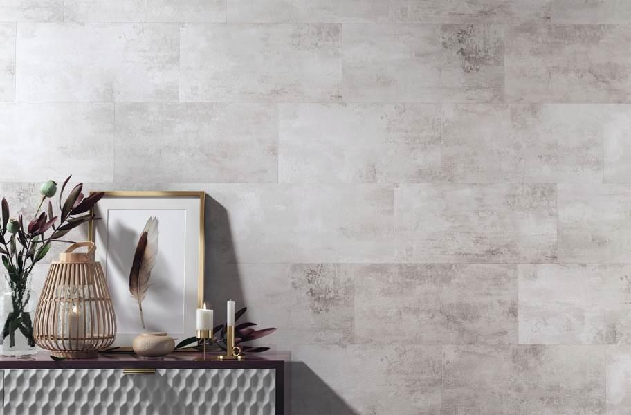 WallGrip Peel & Stick Vinyl Wall Tiles - Moon River Retreat