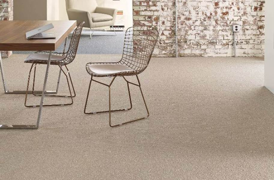 Shaw Knot It Carpet Tile - Cord