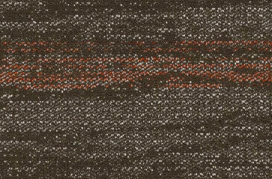 Shaw String It Carpet Tile - Twist