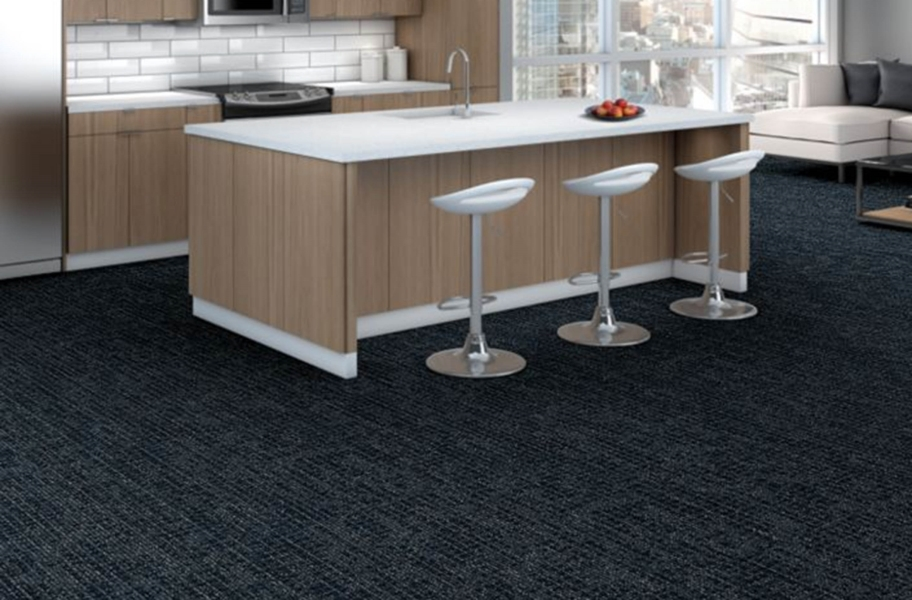 Shaw Weave It Carpet Tile - Knit