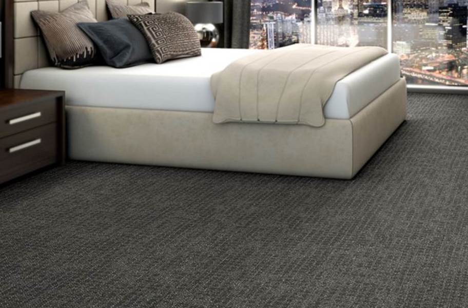 Shaw Weave It Carpet Tile - Cable