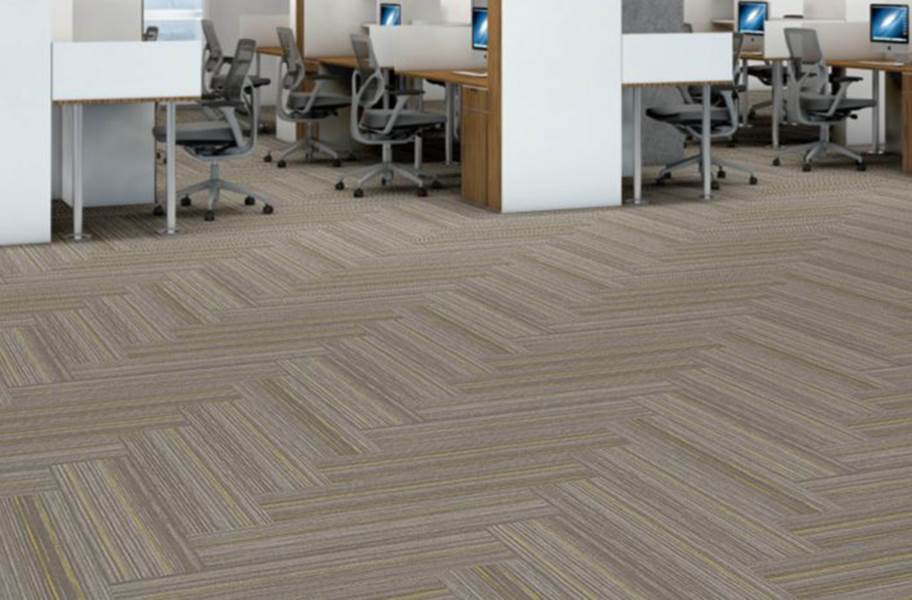 Shaw Stellar Carpet Planks - Moony
