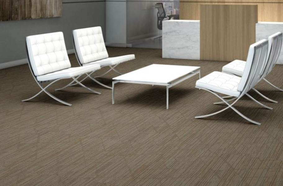 Shaw Visionary Carpet Tiles - Imaginary