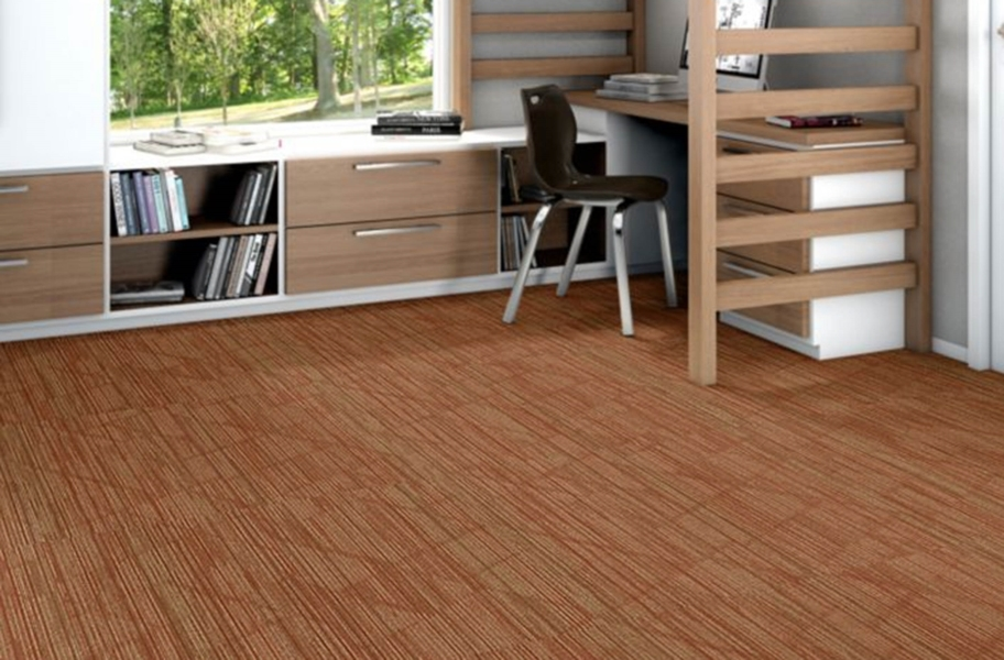 Shaw Visionary Carpet Tiles - Vivid