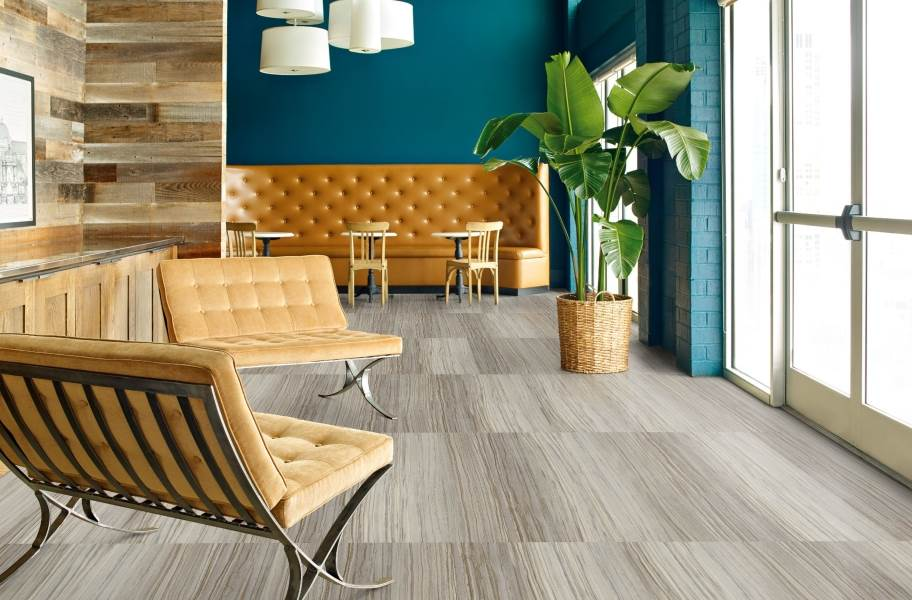 Shaw Revival Vinyl Tiles - Evolve