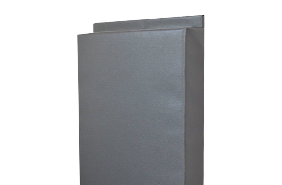 2' x 4' Wall Pads - Gray