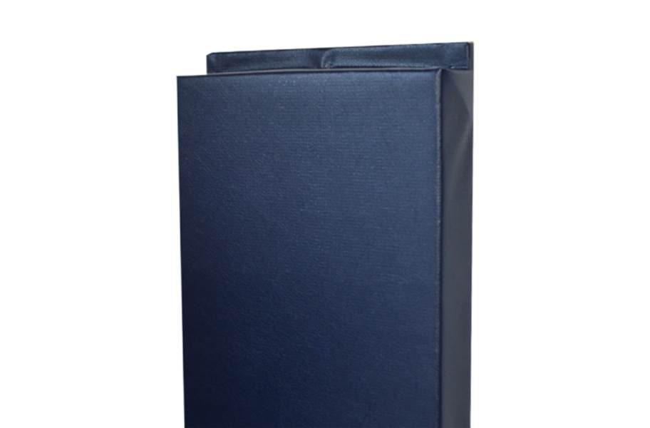 2' x 7' Wall Pads - Navy Blue
