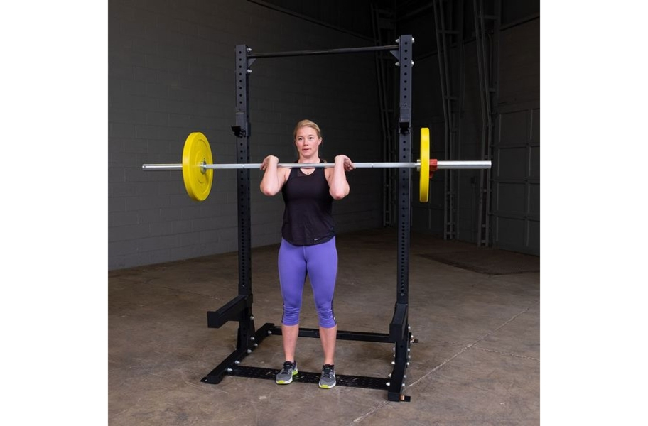 Body-Solid Commercial Half Rack