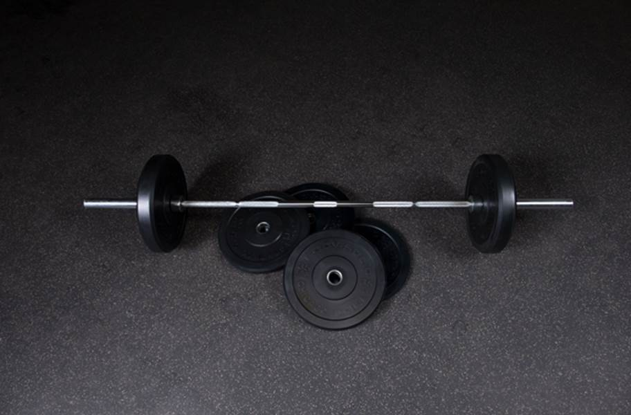 Body-Solid Chicago Extreme Bumper Plates