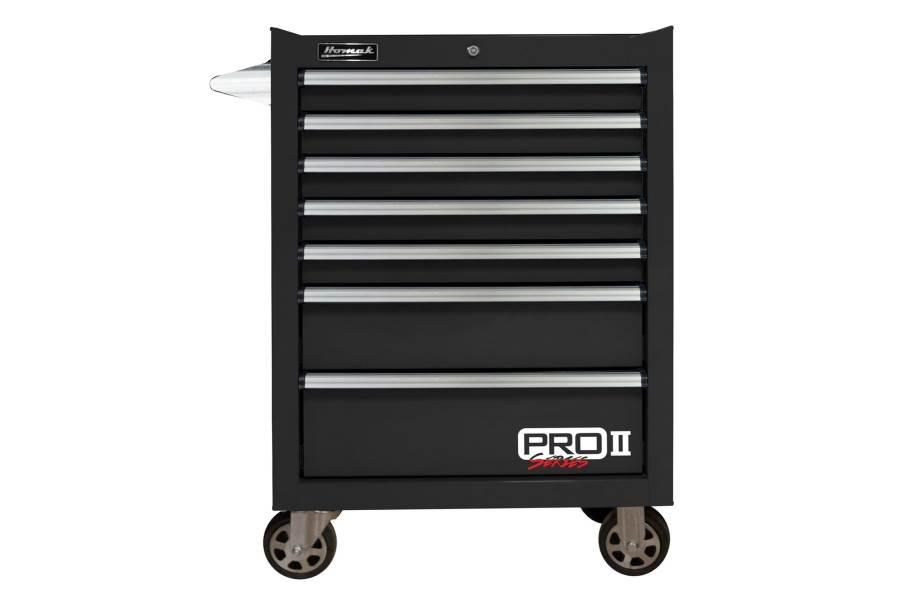 Homak Pro II 7-Drawer Side Cabinet