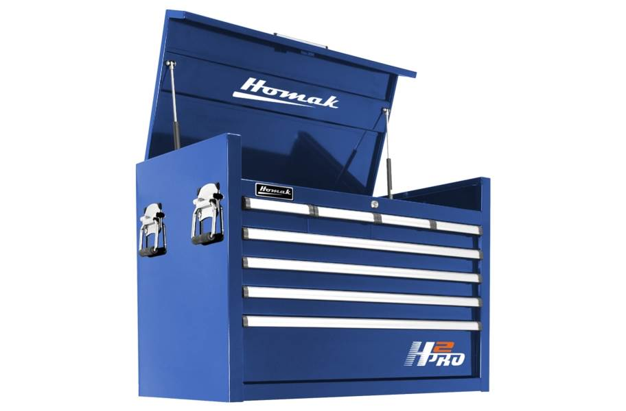 Homak H2Pro Top Chest - 36