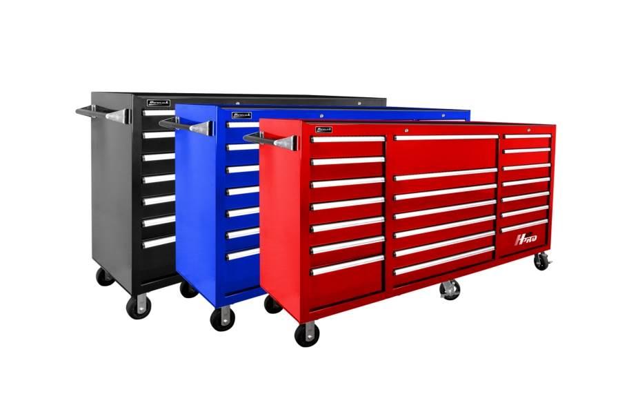 Homak H2Pro Roller Cabinet - 72