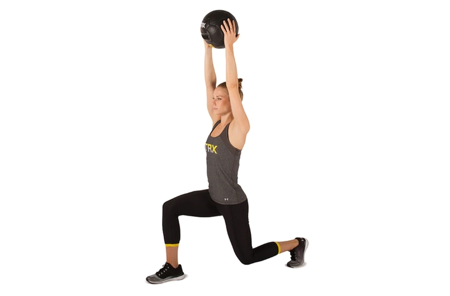 "TRX Wall Ball (10"")"