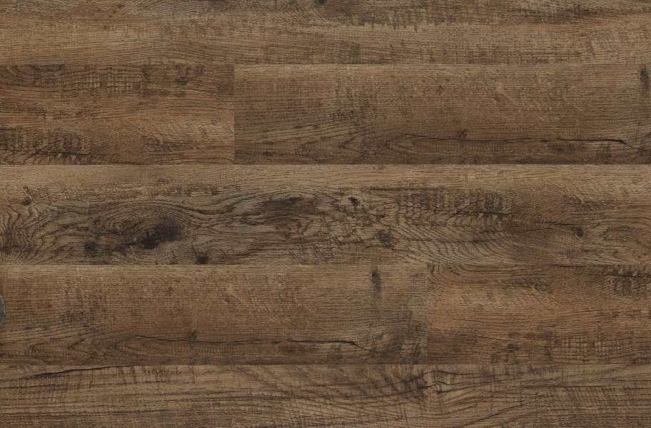 Mohawk Batavia II Plus Luxury Vinyl Planks - Saddleback