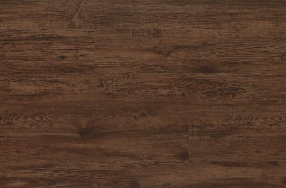 Mohawk Batavia II Plus Luxury Vinyl Planks - Coffee Bean