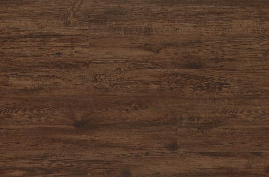 Mohawk Batavia II Plus Luxury Vinyl Planks - Coffee Bean