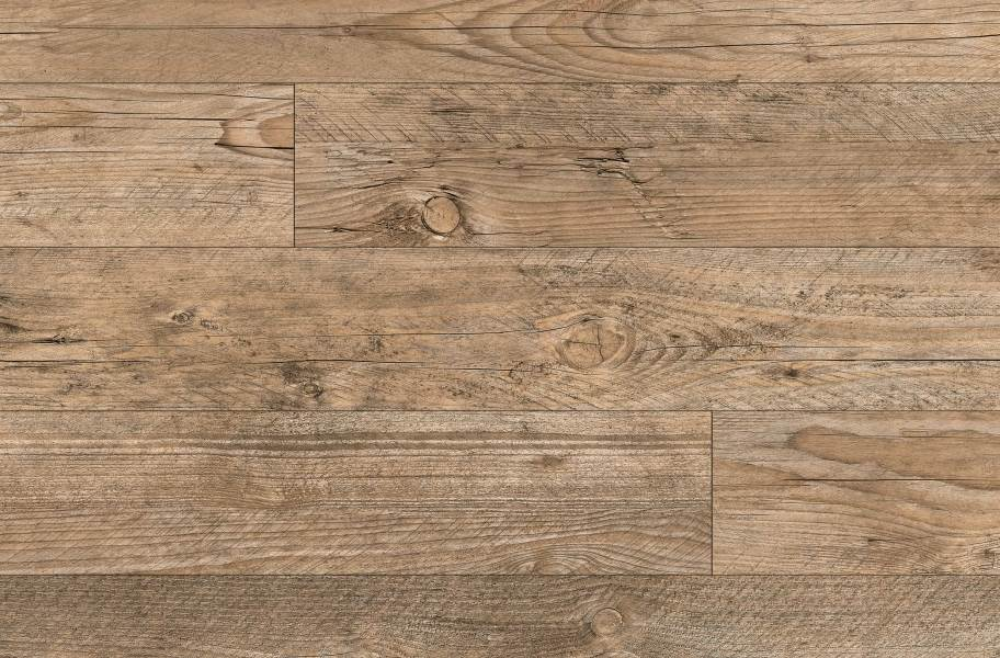 Mohawk Batavia II Plus Luxury Vinyl Planks - Riverside Barnwood