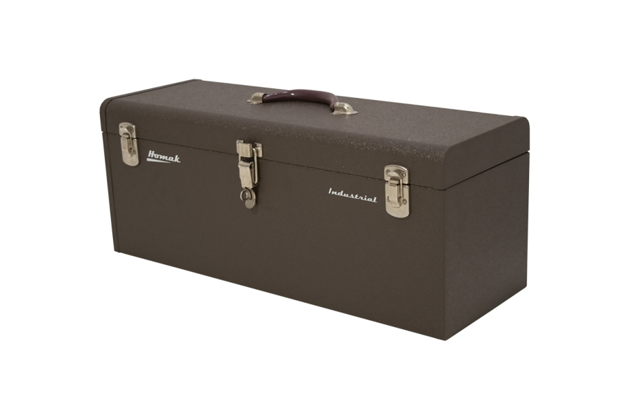 Homak Industrial Steel Toolbox - 24