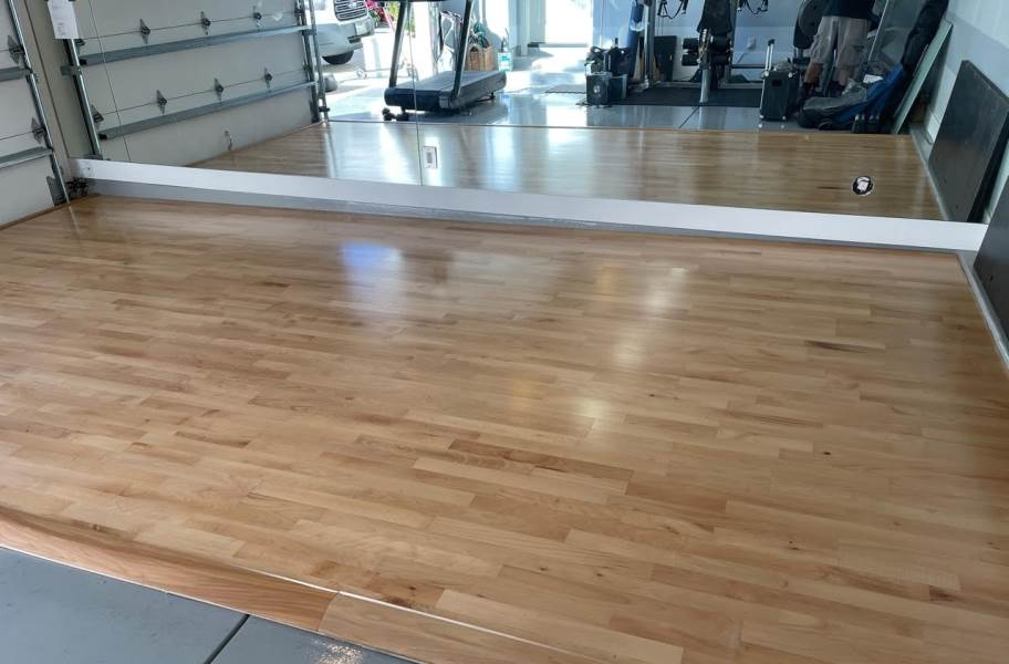 TruFit Hardwood System by Junckers - Twilight Grey
